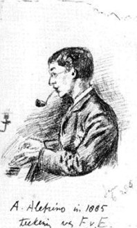 ArnoldAletrino door Frederik van Eeden