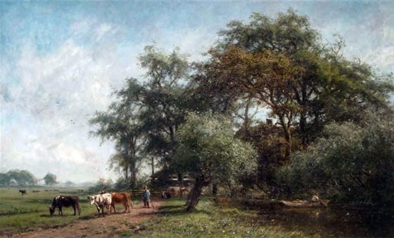 Het boerenleven