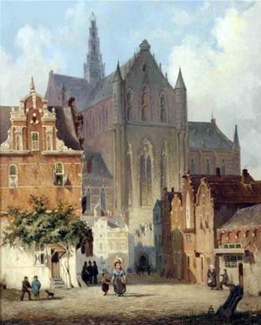 St Bavo in Haarlem