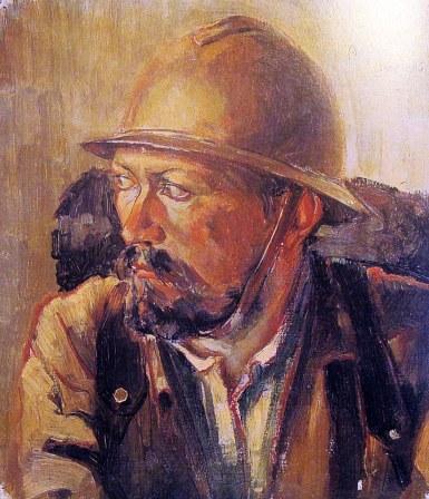 Armand Massonet - Yser 1916