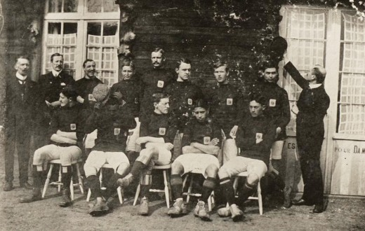 Nederlands Elftal 14 april 1907