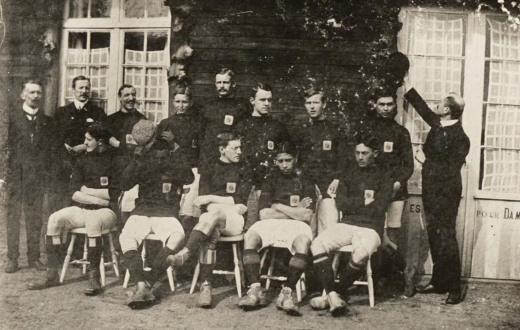 Nederlands Elftal 14 april 1907