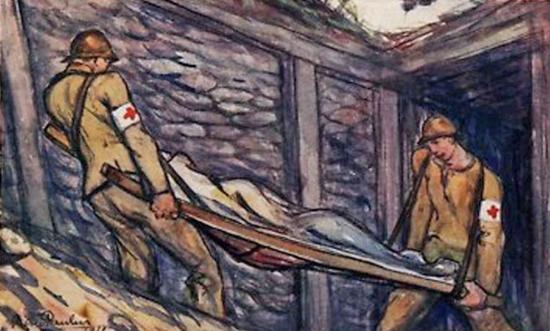 Pierre Paulus - Brancardiers belges 3