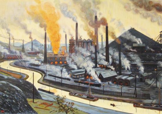 Pierre Paulus - Le pays industriel
