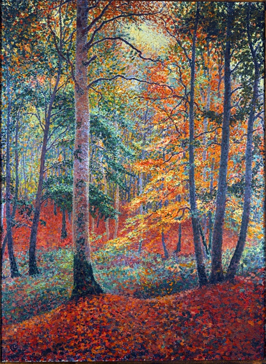 Georges Lacombe 6 - Herfst