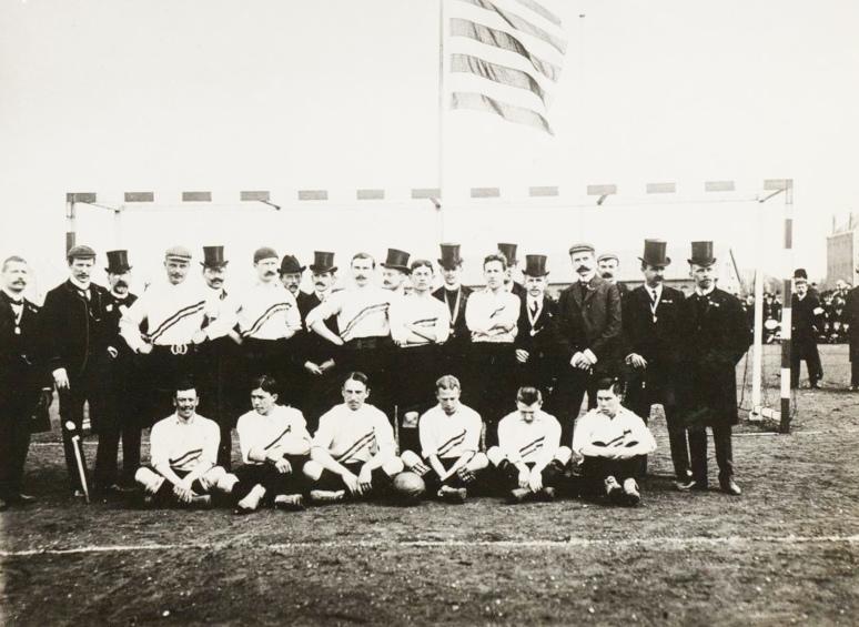 Nederland - België mei 1905