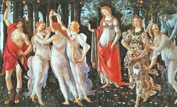 001 - Botticelli_Uffizi_Primavera_1477_1480