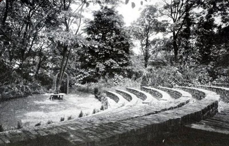 voormalig openluchttheater Hilversum