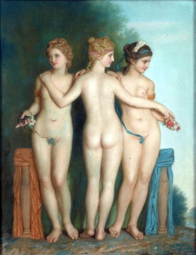 006 - Jean Etienne Liotard, 1737, Rijksmuseum