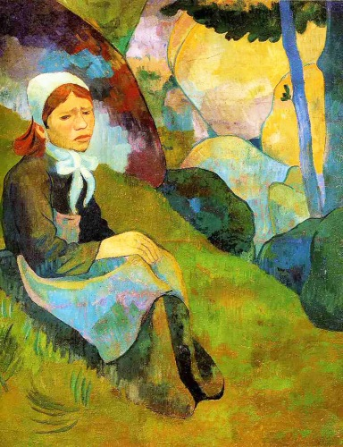 10 - Serusier - Solitude Huelgoat