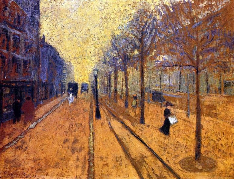 11 - Serusier - Avenue de Neuilly