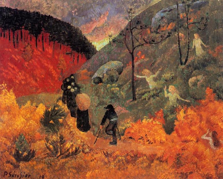 7 - 1919 - Serusier - The times