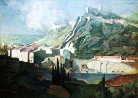 citadelle-sisteron-iwan-cerf-musee-sisteron