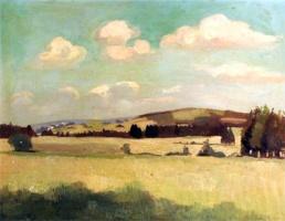 Iwan Cerf - Landschap