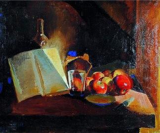 Iwan Cerf - Stileven