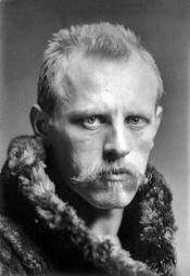 008 - De Noorse ontdekkingsreiziger Fridtjof Nansen