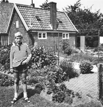 79 - Joep net op de HBS in lederhose 1961