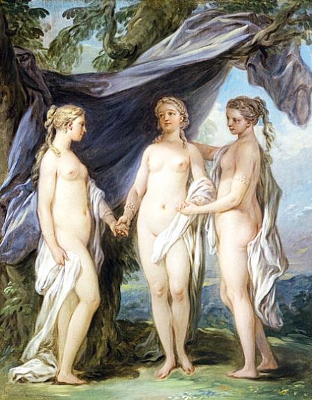 010 - Charles-André van Loo circe 1763 LA Conunty Museum of Art