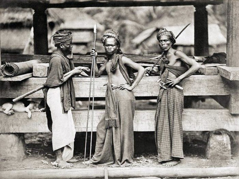 12 - Batak-warriors-1870