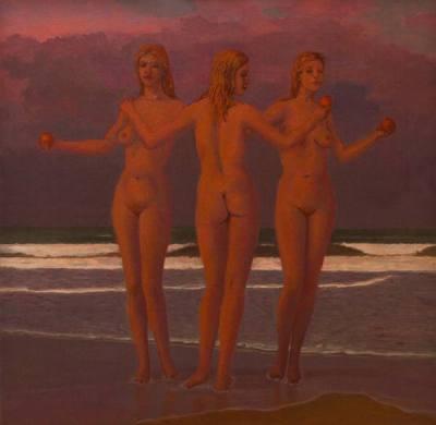 Colin Murray -Three Graces