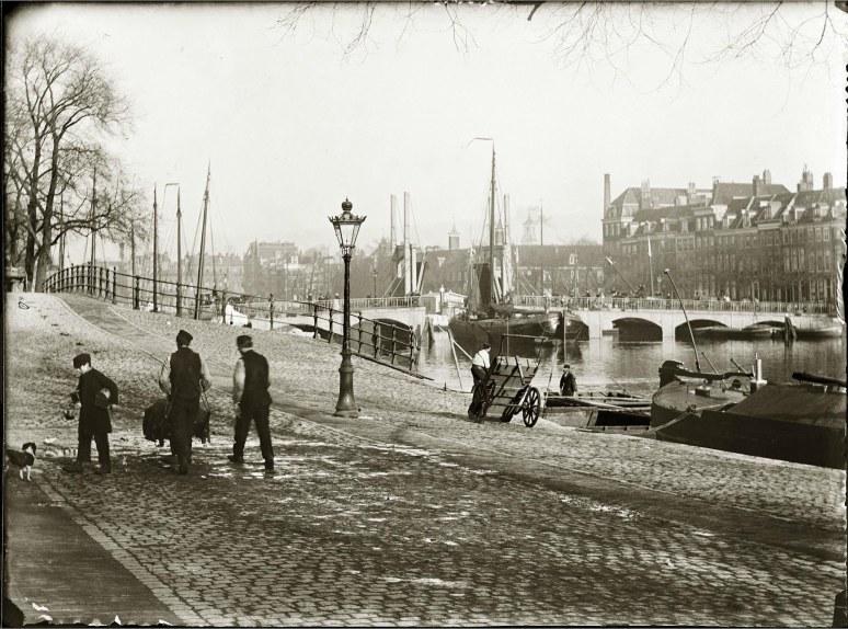 Jacob_Olie_-_Magere_brug_(29-10-1894)
