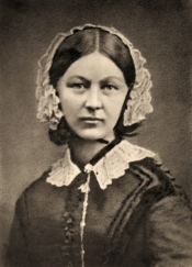 Florence Nightingale - 1858