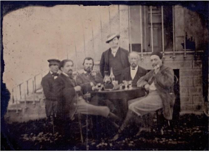 Onbekende-foto-pijprokende-Vincent-van-Gogh-gevonden-e1430397451340