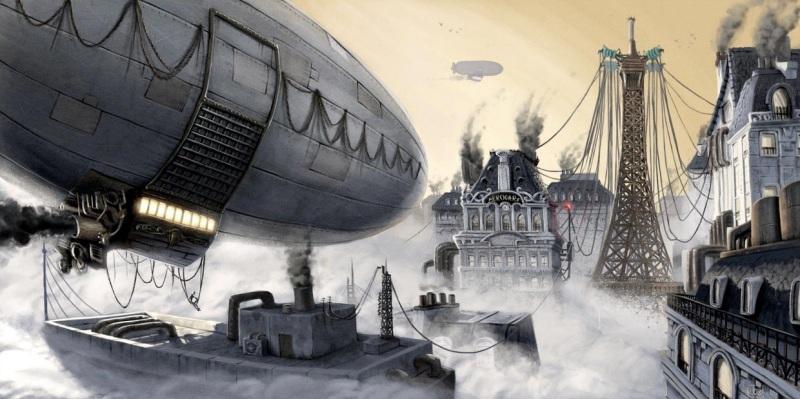tekening Jules Verne 2