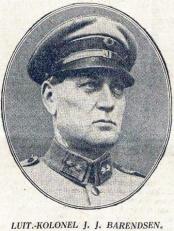 02 - Luitenant-kolonel JJ Barendsen