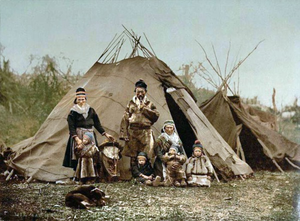 20 - sami-family-norway 1900