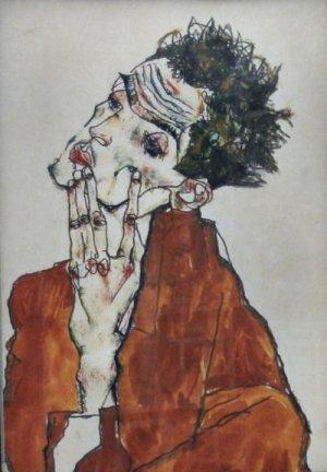 Egon_Schiele_zelfportret