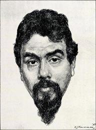 Hendrik_Johannes_Haverman_-_Portret_van_Jan_Toorop_(EGM_1898-1)