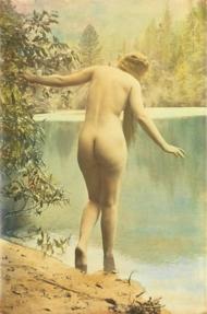 Nude studies 1916-1918 - 2